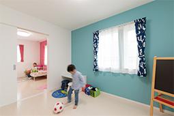 子ども部屋(2階)